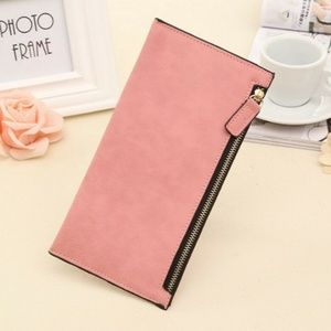 Women's Fashion Leather Wallet